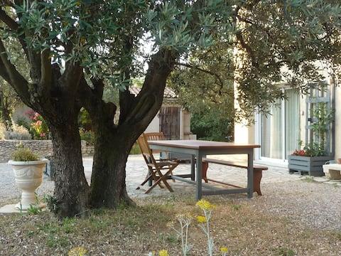 Sunny B&B between Nyons and Vaison-la-R (Provence)