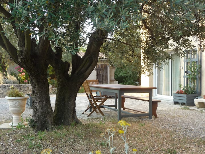Sunny B&B between Nyons and Vaison-la-R (Provence)