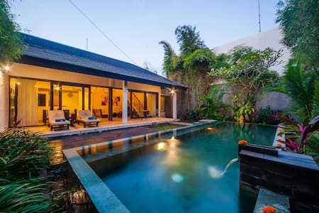 """""""75% OFF"""" Luxury Villa Tirta C with private pool."""