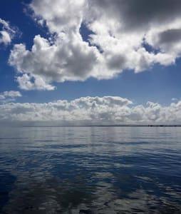 Ocean Paradise near Brisbane - Ormiston - Naturstuga
