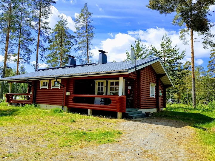 Cozy cottage in Punkaharju - Pankkotupa Yrjo 4B