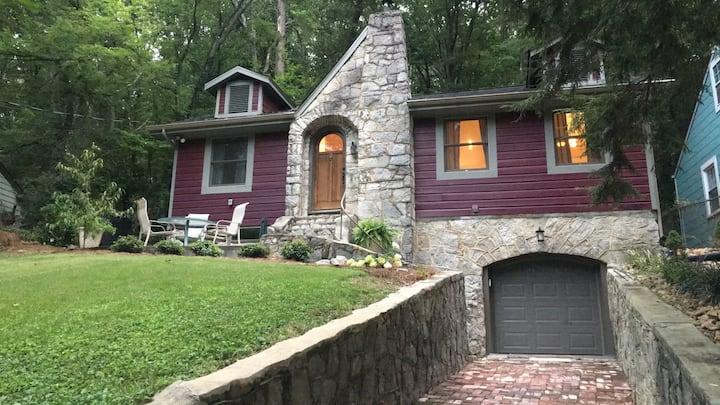 St Elmo Red Cottage