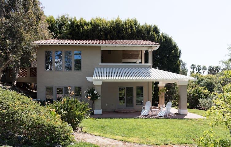 Tranquil Rancho Santa Fe Guest House