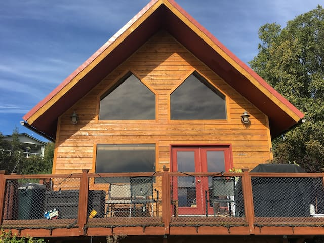 Lovely Timberframe home - Homer - Haus