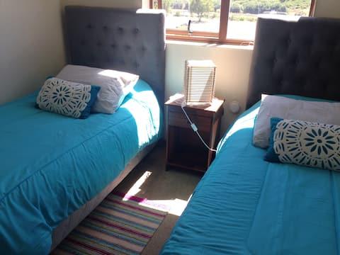Dormitorio equipado - Terminal-UBB