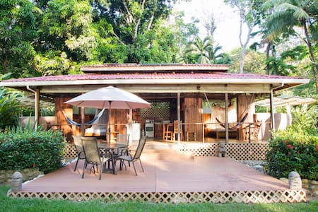 Las Olas Beach House - Puerto Jimenez - Casa