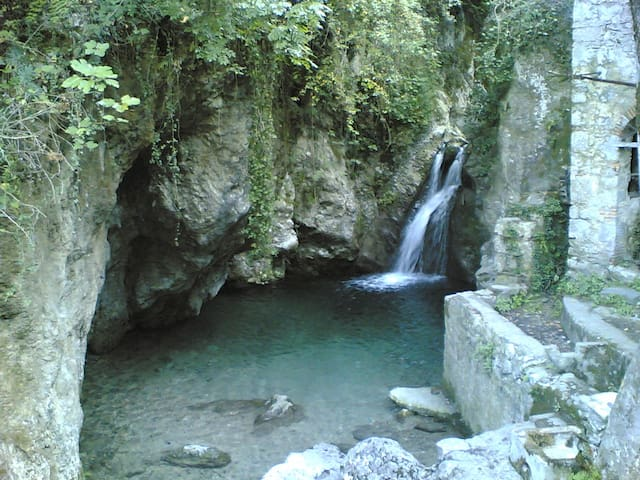 La Fonte di Morgana:Nuovo Eden - Casoli - House