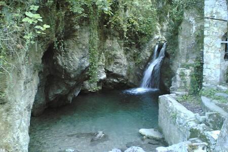 La Fonte di Morgana:Nuovo Eden - Casoli - 獨棟