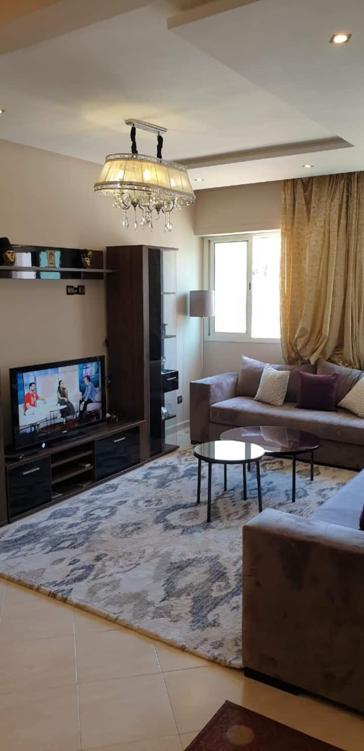 Appartement prés de la plage à Harhoura