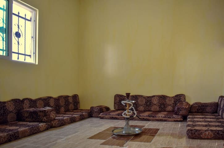 Petra Star-Twin/Double bedroom in bedouine village