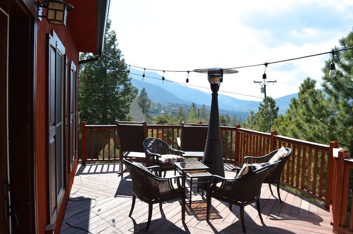 Mountain View Getaway - Pine Mountain Club - Huis