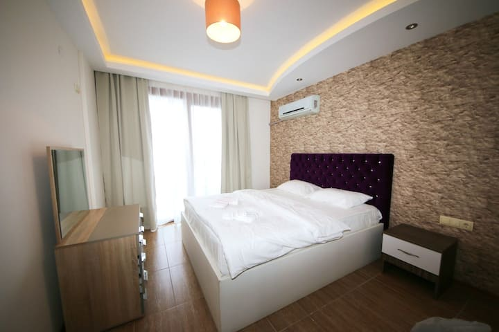 Alanya 2 Rooms Apartment at Flower Garden 2