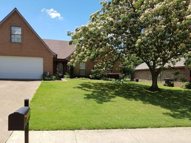Delightful 3 bdrm w/Wi-Fi & parking - 2 - Memphis - House