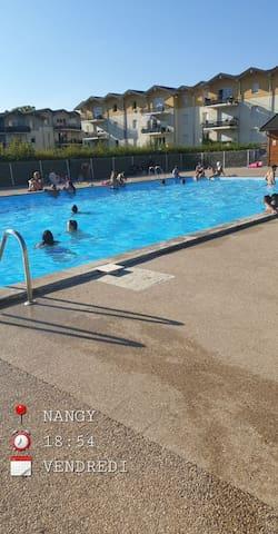 T2 piscine