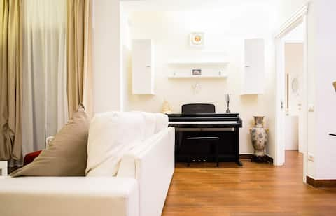 """""""Excellence"""": luxury apartment in center of Matera"""