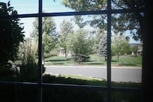 View from your windows.