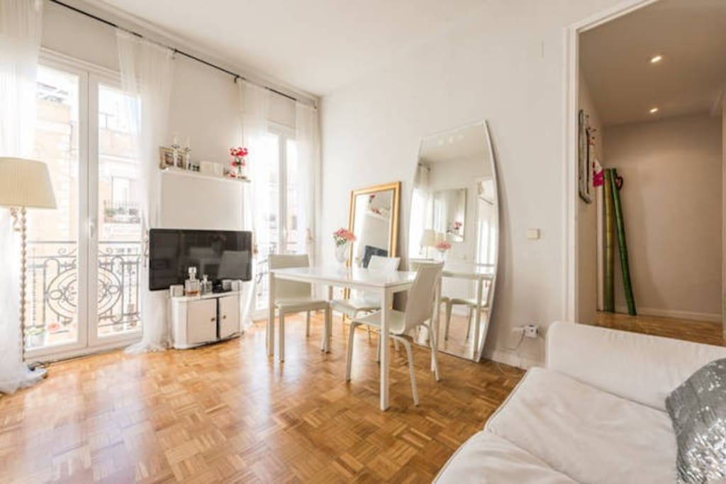Rent A Room Madrid Spain