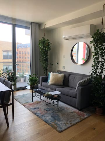 UNFURNISHED Sublet/lease-transfer. 1Br apt bushwic