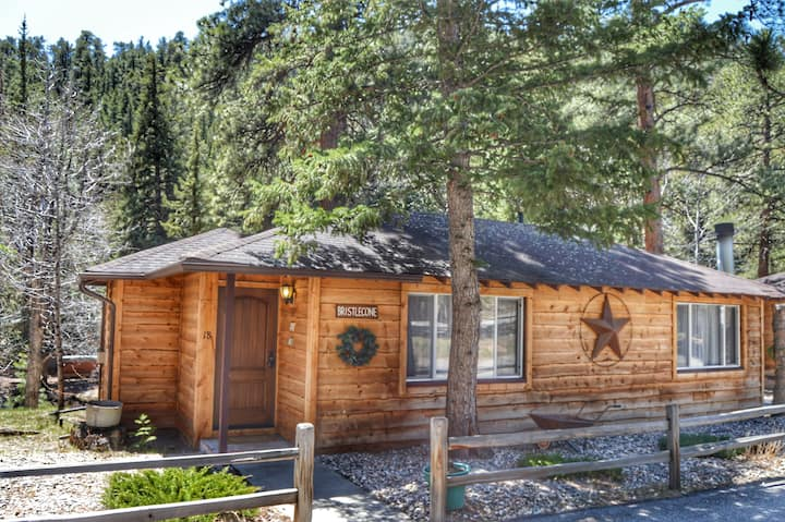 The Bristlecone Cabin @ Fall River Cabins