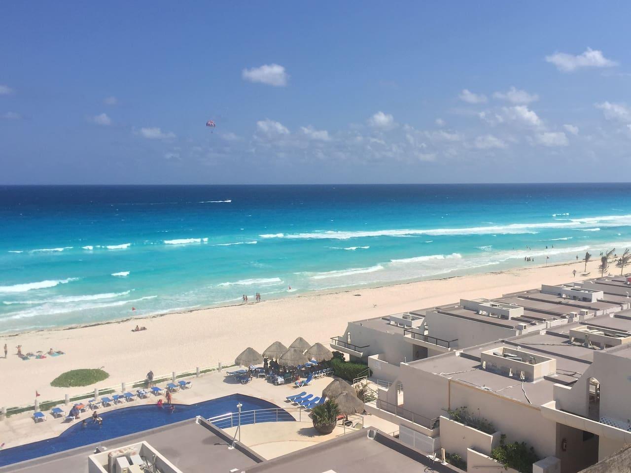 Villas Marlin, ubicadas en una de las mejores playas del Caribe