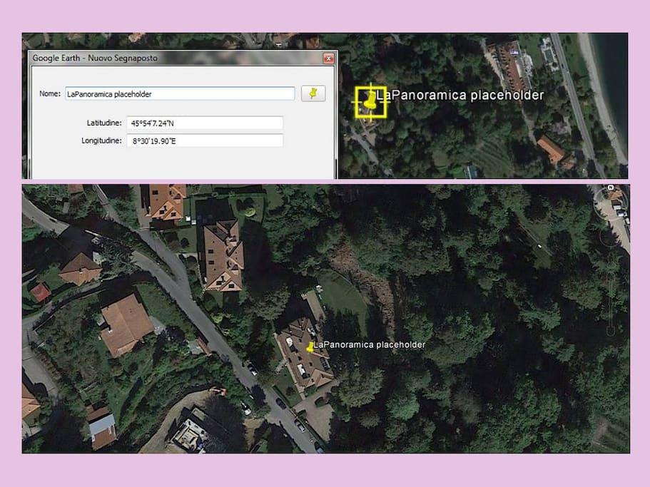 LaPanoramica UTM map references: 461641.02 m E; 5083284.84 m N