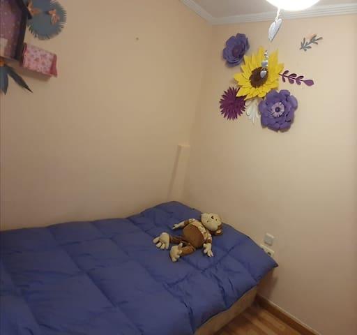 Acogedora habitación con desayuno
