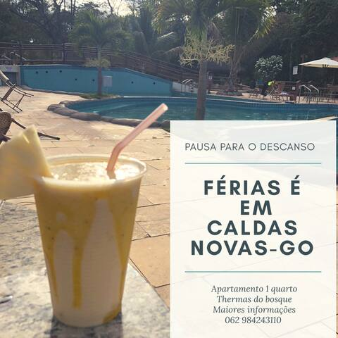 Thermas do bosque flet residence