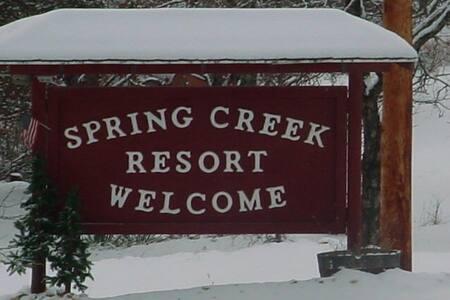 Spring Creek Resort