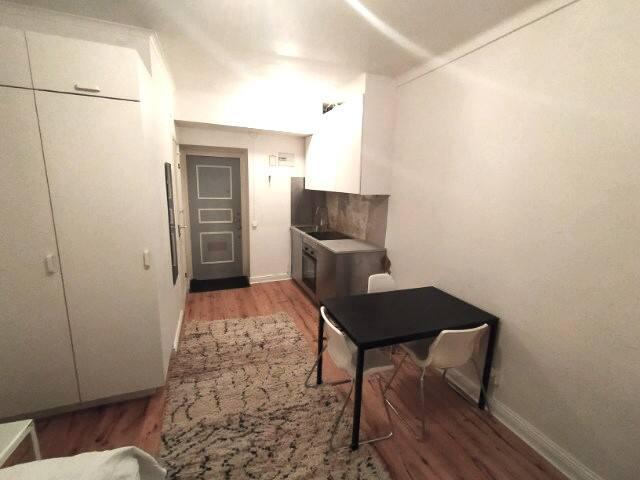 Studio apartment Södermalm