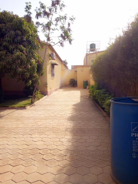 Ouagadougou : Maison avec de grands espaces