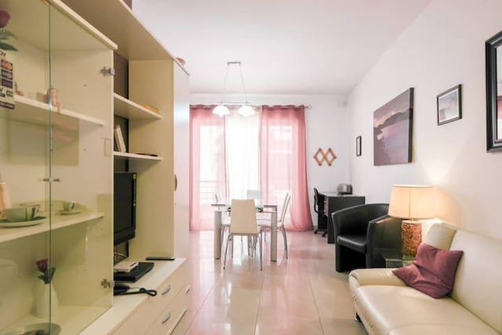 St Pauls Bay, Licensed 2 bedroom - San Pawl il-Baħar - Daire