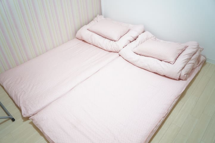 WGH in DOTONBORI 4mins to station!Convenient!ROOM2 - Naniwa Ward, Osaka - Bed & Breakfast