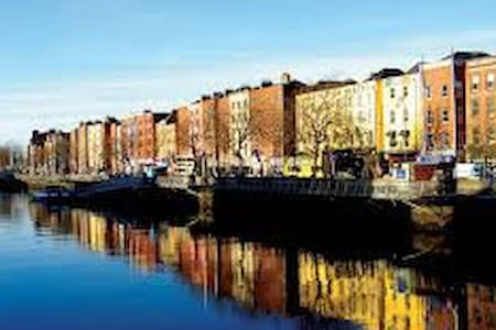 Opposite the Guinness Brewery, minutes from town. - Dublin - Wohnung