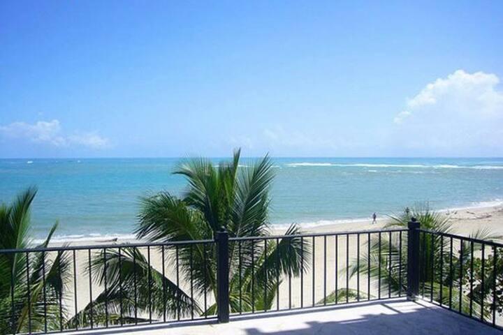 3 bd. Luxurious Beachfront Living. Best location.