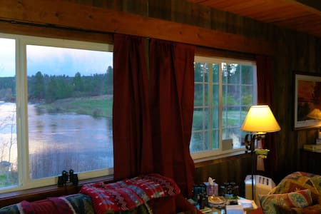 Rustic River Lodge     Stay Confident-Sanitized