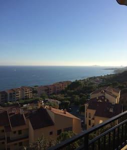 Appartement vue mer - Ajaccio