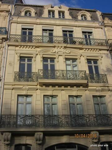Chambre indépendante coeur de ville - Béziers - Apartamento