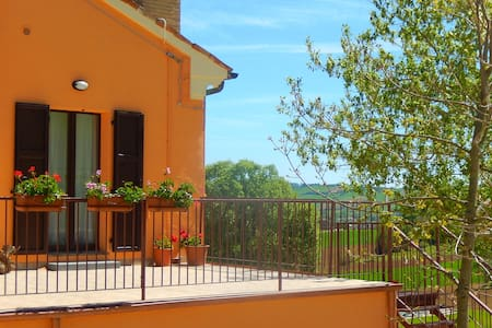 Your appartment in Country House with Spa - Orciano di Pesaro