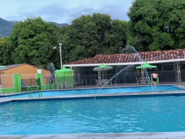 Cabaña en Unidad cerrada, La Pintada