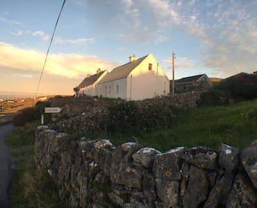 Aran island fisherman's cottage - Inishmaan