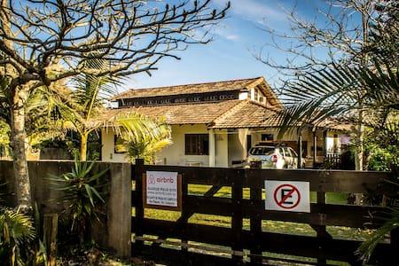 Campeche a Beira Mar - Recanto de Praia Campeche