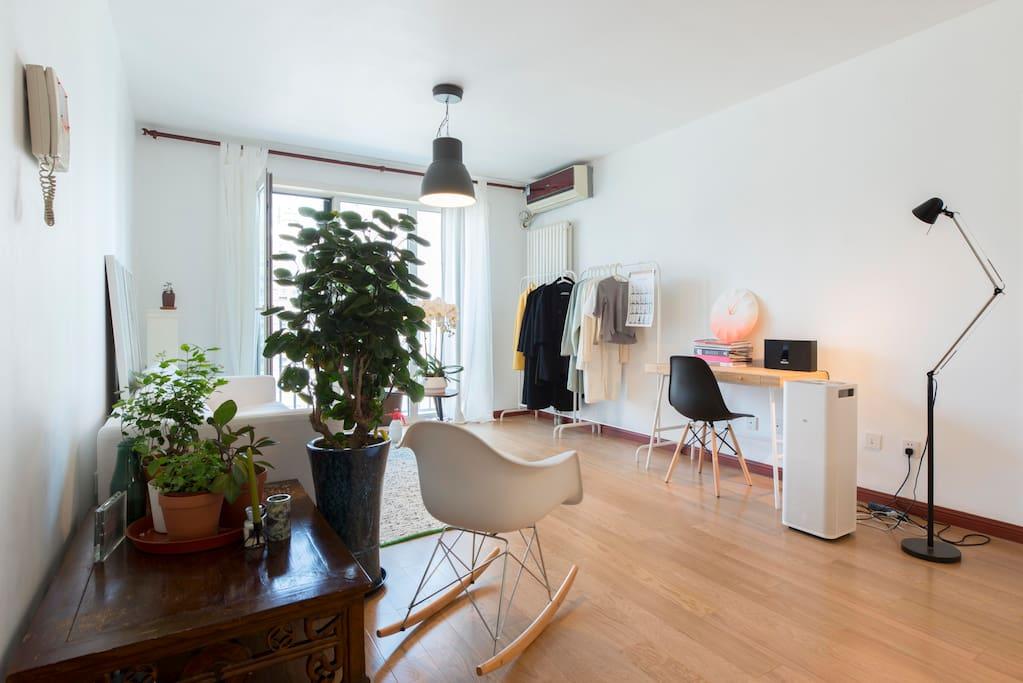 工作空间 Living Room