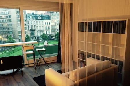 Cosy studio close to city center - Antwerp - Departamento