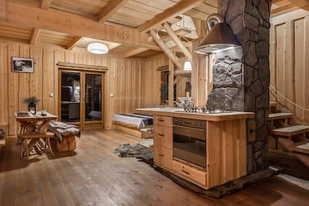 piękny dom w górach dla 6-8 osób  - Czerwienne