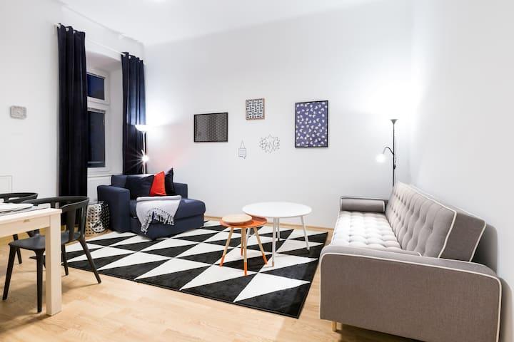 SUPERHOST 2BR apartment near Augarten (16)