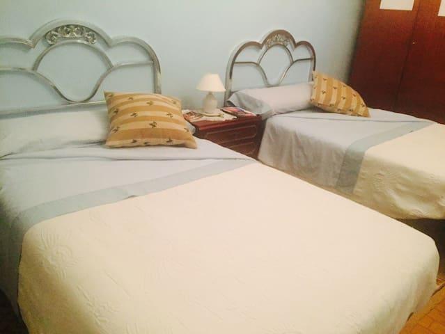 Acogedora habitación en Bilbao - Bilbao - Apartment