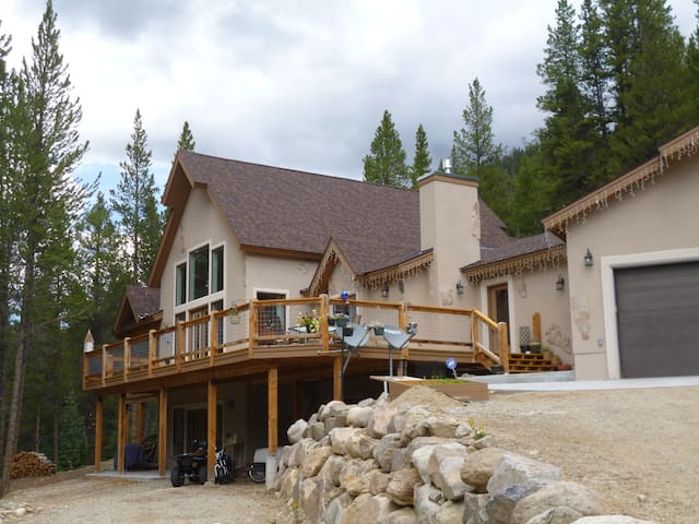 Secluded Mountain Retreat - Leadville - Rumah