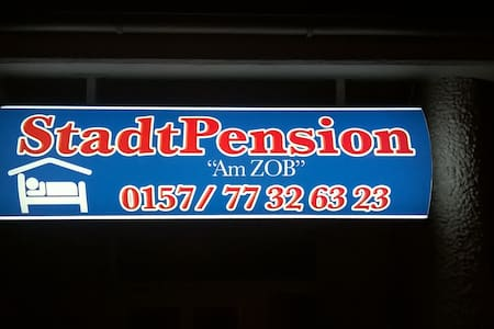 "StadtPension ""Am ZOB"" - Geesthacht - Pension (Korea)"
