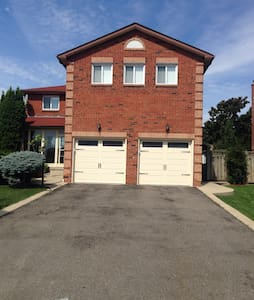 Private Basement Apartment 1 bedrm - Brampton