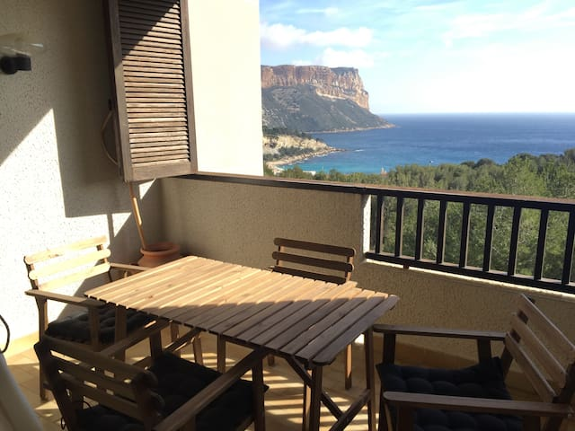 Apartment Terrace sea view, swimming pool, tennis